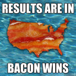 bacon-wins