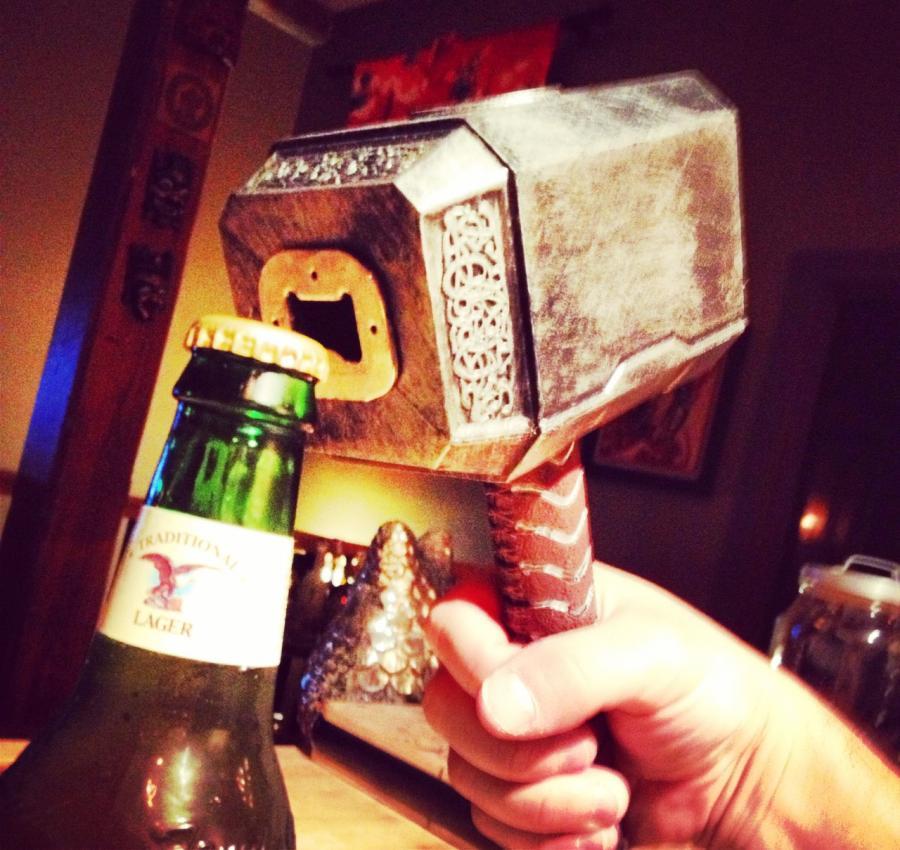 http://lhspodcast.info/wp-content/uploads/2016/11/thor-s-hammer-bottle-opener-0.jpg